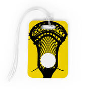 Guys Lacrosse Bag/Luggage Tag - Large Lacrosse Stick