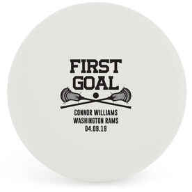 Guys Lacrosse Ball - First Goal