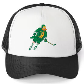 Hockey Trucker Hat St. Hat-Tricks