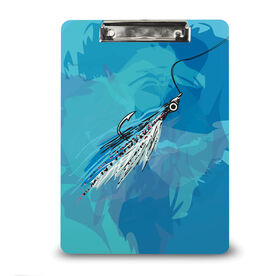 Fly Fishing Custom Clipboard Clouser