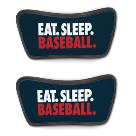 Baseball Repwell® Sandal Straps - Eat. Sleep. Baseball.