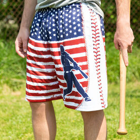USA Baseball Shorts
