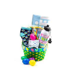 Bump Set Spike Volleyball Easter Basket 2019 Edition