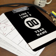 Volleyball Custom Clipboard Personalized Volleyball Team