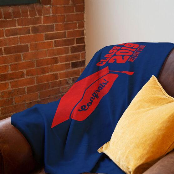 Personalized Premium Blanket - My Graduation