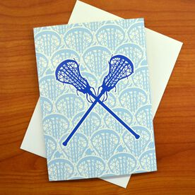 Girls Lacrosse Lotta Lax - MySPORT Card