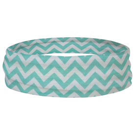 Multifunctional Headwear - Chevron Teal  RokBAND