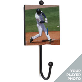 Baseball Medal Hook - Your Player Photo
