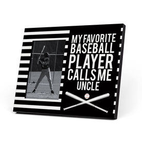 Baseball Photo Frame - My Favorite Player Calls Me