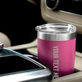 Personalized 20 oz. Double Insulated Tumbler - Your Text