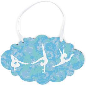 Gymnastics Cloud Sign - All Around
