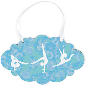 Gymnastics Cloud Sign - All Around