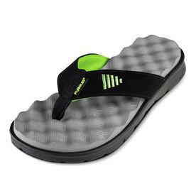 PR SOLES® Recovery Flip Flops (Gray)