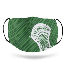 Guys Lacrosse Face Mask - Lightning Lacrosse