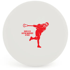 Guys Lacrosse Ball - Personalized Attack