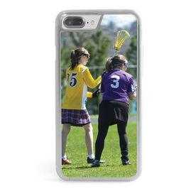 Lacrosse iPhone® Case - Custom Photo