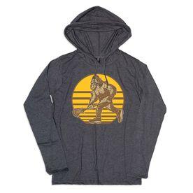 Guys Lacrosse Lightweight Hoodie - Lacrosse Bigfoot