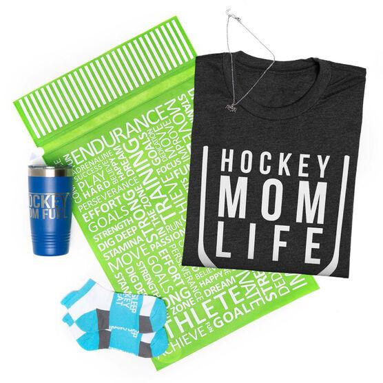 Eat.Sleep.Hockey Mom - Gift Set