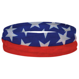 Long Multifunctional Headwear - Patriotic RokBAND