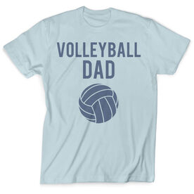 Vintage Volleyball T-Shirt - Volleyball Dad