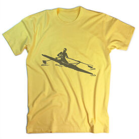 Vintage Crew T-Shirt - Crew Silhouette