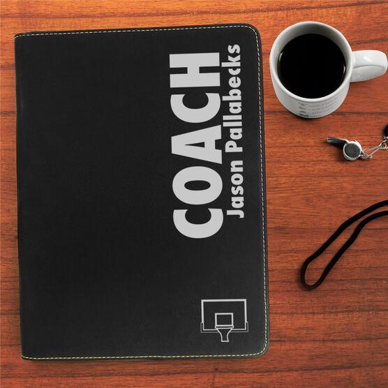 Basketball Executive Portfolio - Big Coach Name