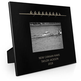 Crew Engraved Picture Frame - Regatta