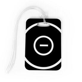 Wrestling Bag/Luggage Tag - Ring