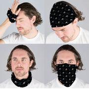 Hockey Multifunctional Headwear - Hockey Sticks Pattern RokBAND