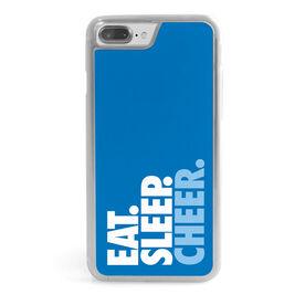 Cheerleading iPhone® Case - Eat. Sleep. Cheer.