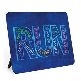 Running Desk Art - Run Inspiration