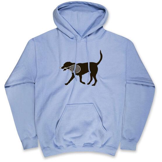 Tennis Standard Sweatshirt - Tanner the Tennis Dog