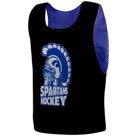 Hockey Pinnie - Custom Logo
