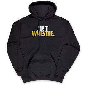 Wrestling Standard Sweatshirt - Just Wrestle