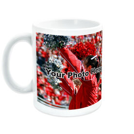 Cheerleading Coffee Mug Custom Photo