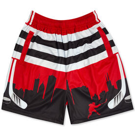 Chicago Hockey Shorts