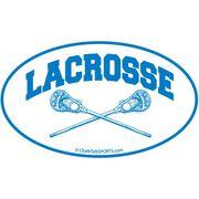 Guys Lacrosse Swag Bagz - Crossed Sticks