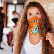 Seams Wild Wrestling Multifunctional Headwear - Llama Slamma RokBAND