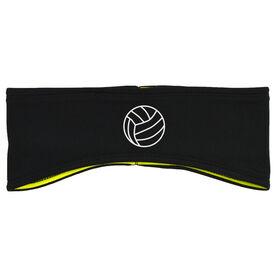 Volleyball Reversible Performance Headband Volleyball Ball