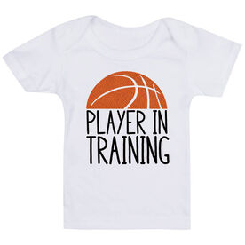 Basketball Baby T-Shirt - Player In Training