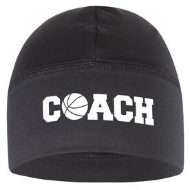 Beanie Performance Hat - Basketball Coach
