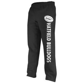 Rugby Fleece Sweatpants Rugby Team Name