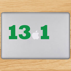 13.1 Punch Removable GoneForaRunGraphix Laptop Decal