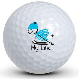 My Life - Ski Golf Balls