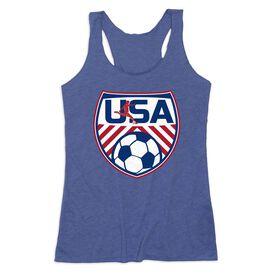 Soccer Women's Everyday Tank Top - Soccer USA