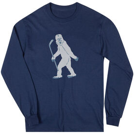 Hockey Long Sleeve Tee - Yeti