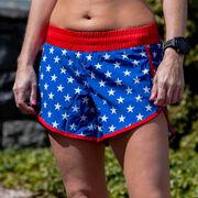 Women's Running Shorts - Run Free
