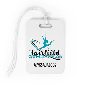 Gymnastics Bag/Luggage Tag - Custom Logo