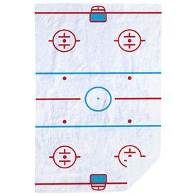 Hockey Premium Blanket - Just The Rink