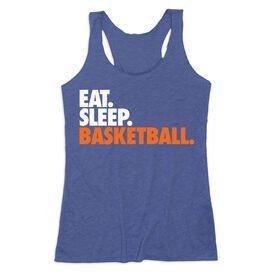 Basketball Women's Everyday Tank Top - Eat. Sleep. Basketball